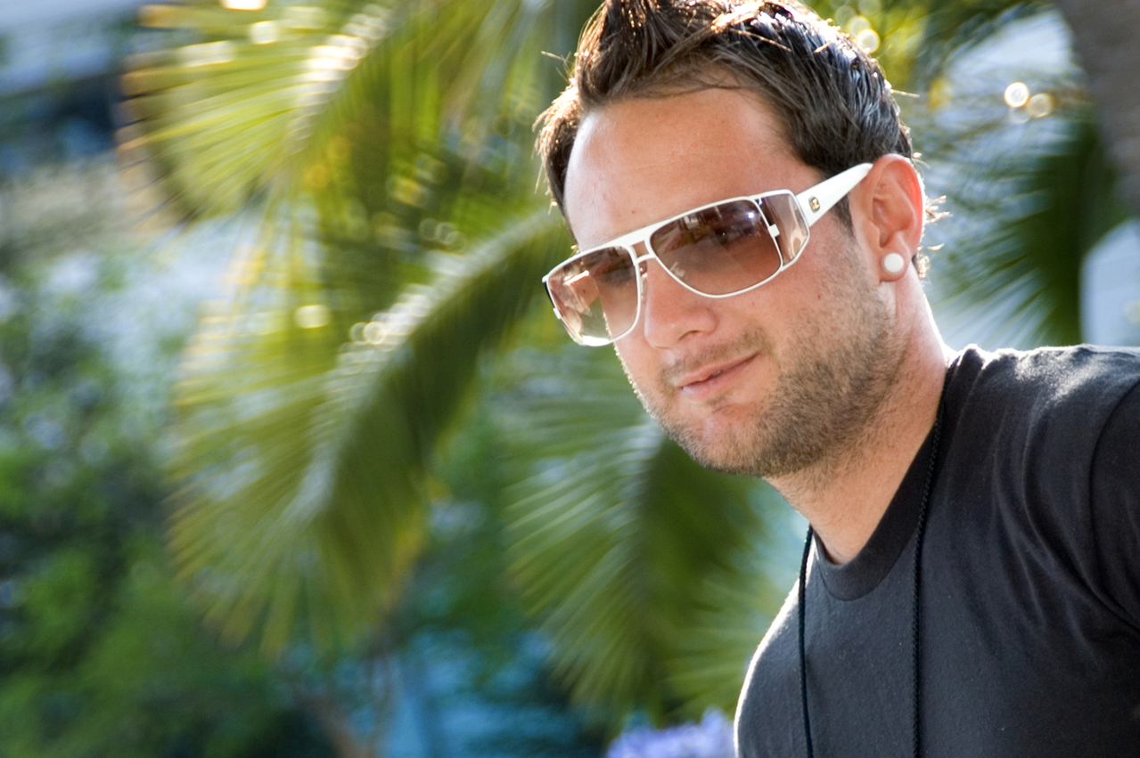 Sunglasses are one of the most common accessories in Southern California for both men and women. (Crissy Pauley)