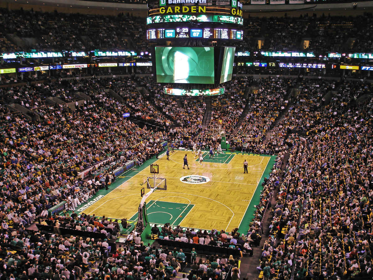 The Boston Celtics compete in the National Basketball Association in the Eastern Conference Atlantic Division. (Wikipedia)