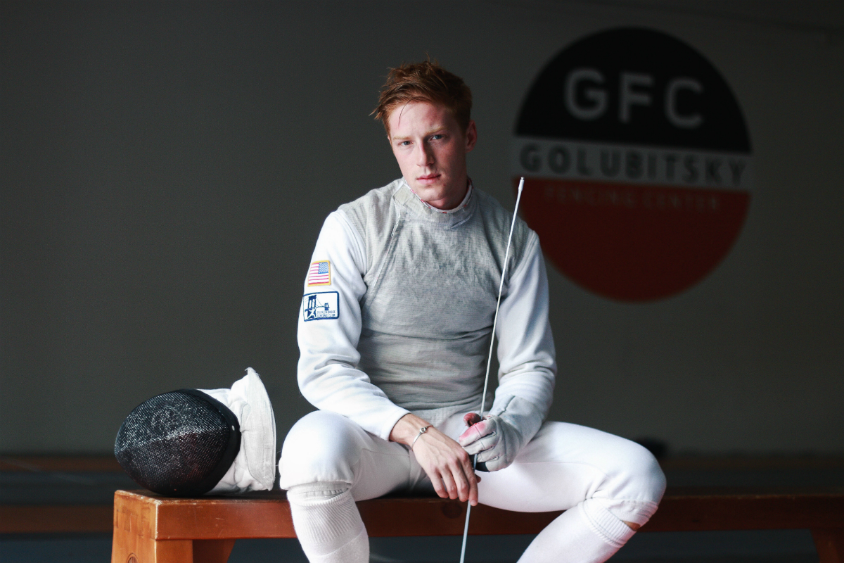Race Imboden, Photo by Jasmin Romero