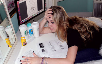 It takes a lot of stamina - as well as caffeine - to pull a successful all-nighter. (credit here)