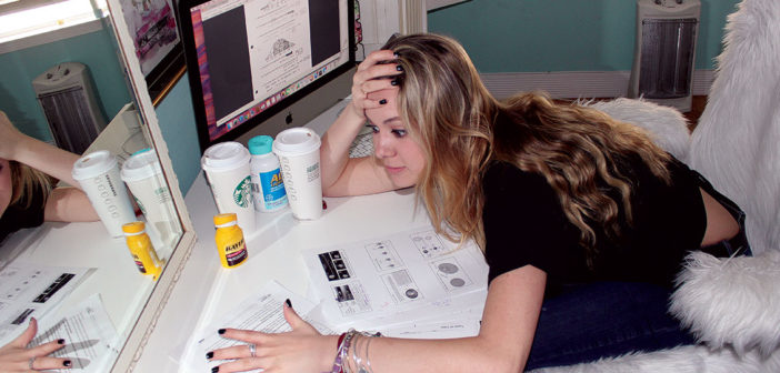 """How to Pull an """"All-Nighter"""" Study Session"""